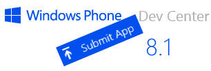 Submit Windows Phone application 8.1