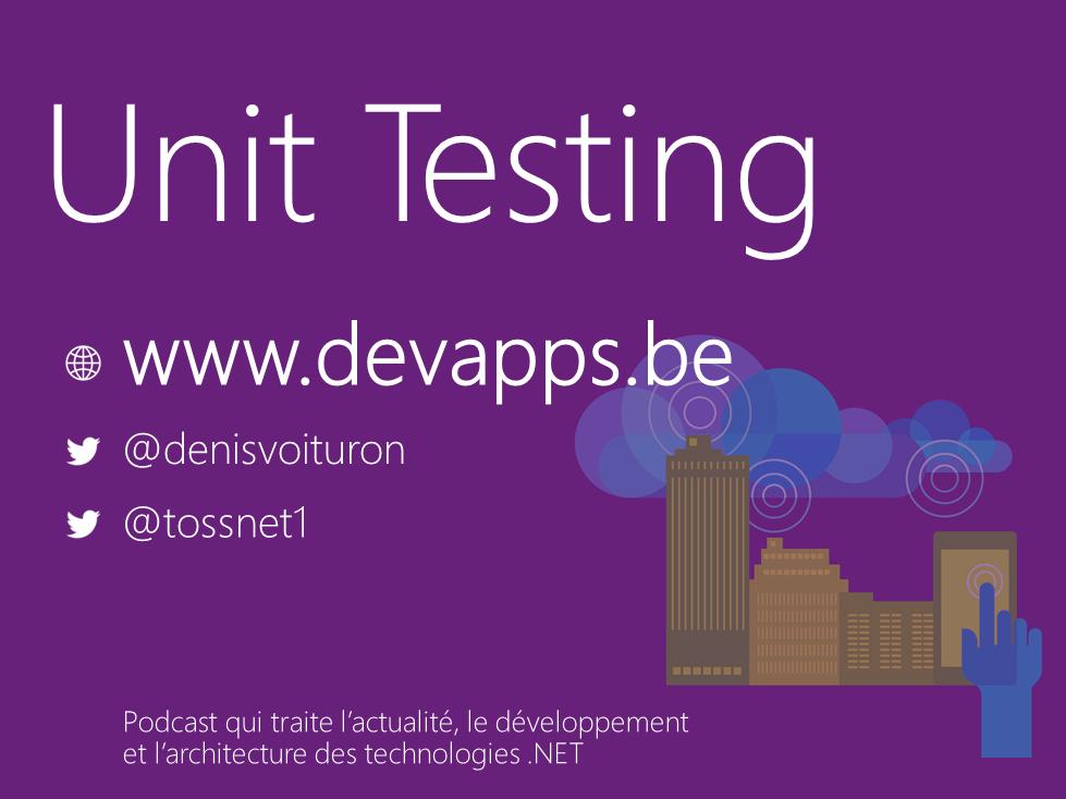 DevApps Unit Testing