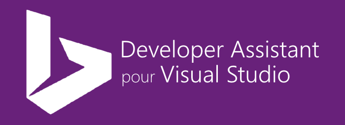 Developer Assistant pour Visual Studio