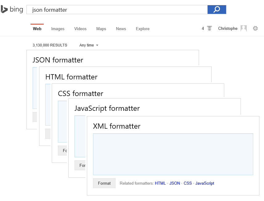 x-formater